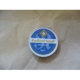 Radford Snuff English Type No.1 5g