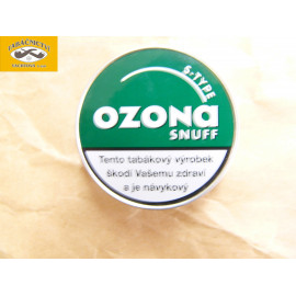 Ozona S-Type (Spearmint) Snuff 5g