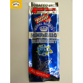 ROYAL BLUNTS HEMPaRILLO MANGO BLUEBERRY