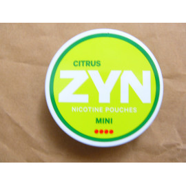 ZYN CITRUS MINI