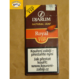DJARUM WOOD TIP ROYAL