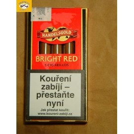 HANDELSGOLD BRIGHT RED