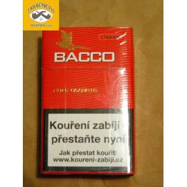 BACCO CLASSIC FILTER CIGARILLOS