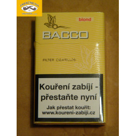 BACCO BLOND FILTER