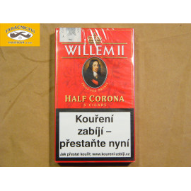 WILLEM II HALF CORONA