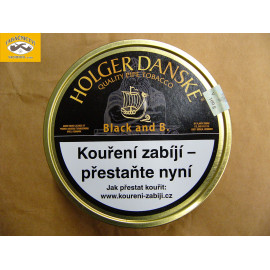 Holger Danske Black and Bourbon 100g