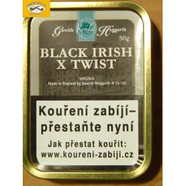 KENDAL BLACK IRISH X TWIST 50g