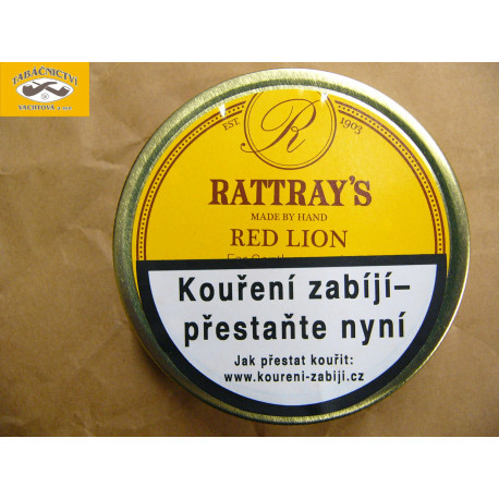 RATTRAY´S RED LION 50g