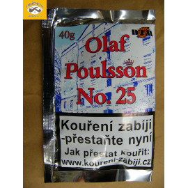 OLAF POULSSON No. 25