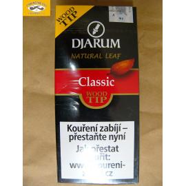 DJARUM CLASSIC WOOD TIP