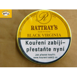 RATTRAY´S BLACK VIRGINIA 50g