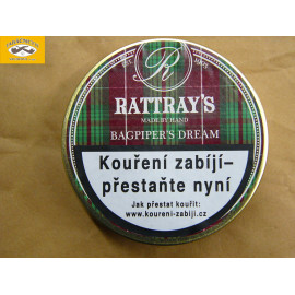 RATTRAY´S BAGPIPERS DREAM 50G