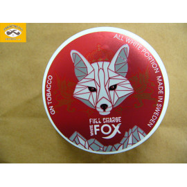 FOX WHITE FULL CHARGE