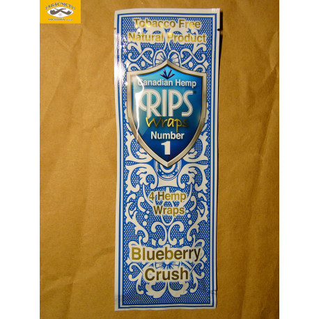 RIPS NUMBER 1 - BLUEBERRY CRUSH