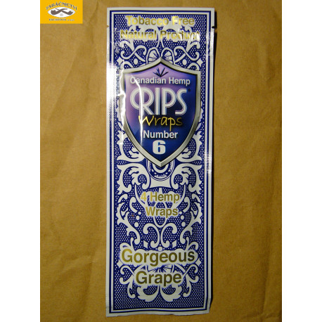 RIPS NUMBER 6 - GORGEOUS GRAPE