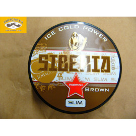 SIBERIA BROWN SLIM