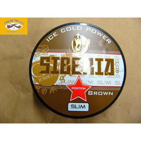SIBERIA BROWN SLIM