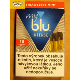 MY BLU STRAWBERRY MINT