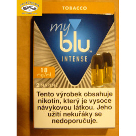 MY BLU TOBACCO 18mg