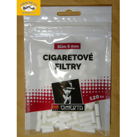 FILTRY OMERTA SLIM 6mm