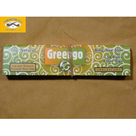 GREENGO KING SIZE SLIM + FILTER TIPS