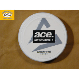ACE SUPERWHITE SLIM EXTREME COOL 13g