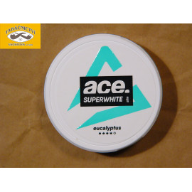 ACE SUPERWHITE SLIM EUCALYPTUS 13g