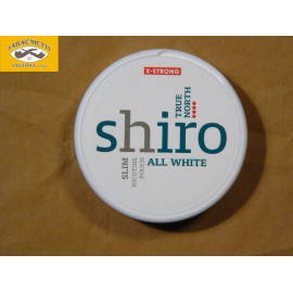SHIRO ALL WHITE TRUE NORTH 12g
