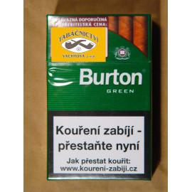 BURTON GREEN CIGARILLOS