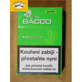 BACCO GREEN FILTER