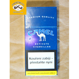 CAMEL ACTIVATE PURPLE CIGARILLOS