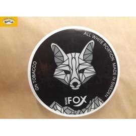 FOX WHITE BLACK GN TOBACCO