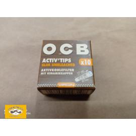 FILTRY OCB ACTIV TIPS