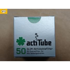 FILTRY ACTI TUBE SLIM 50KS