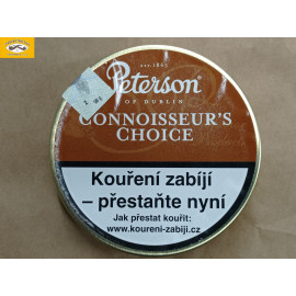 PETERSON CONNOISSEUR´S CHOICE