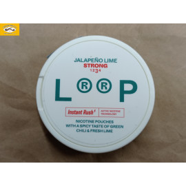 LOOP JALAPEŇO LIME STRONG 15mg