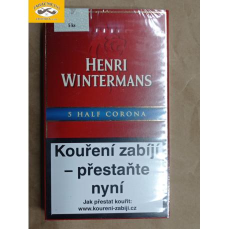 HENRI WINTERMANS HALF CORONA