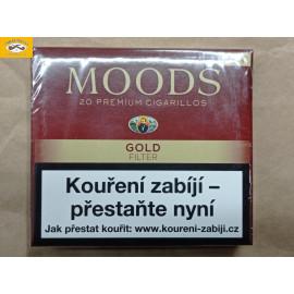 MOODS GOLD FILTER 75mm