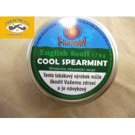 English Snuff Cool Spearmint 5g