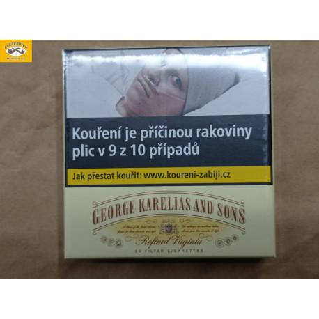 GEORGE KARELIAS AND SONS - REFINED VIRGINIA