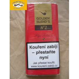 Golden Blend´s No.2 (Black Cherry) 50g