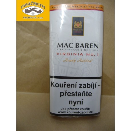 Mac baren Virginia No.1 50g