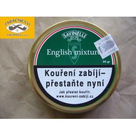 Savinelli English Mixture 50g