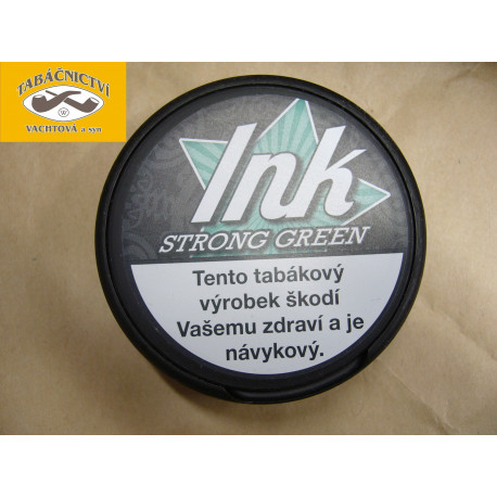 INK STRONG GREEN 16,8g