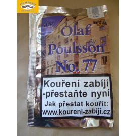 OLAF POULSSON No.77 40g