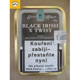 KENDAL BLACK IRISH X TWIST 50g