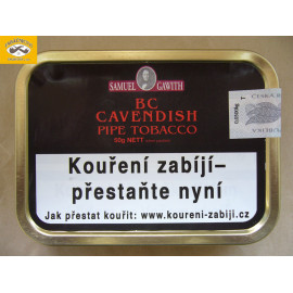 Samuell Gawith´s BC CAVENDISH 50g