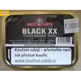 S.G. Black XX 50g