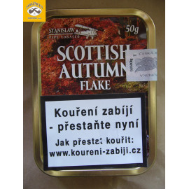 Scottish Autumn Flake 50g